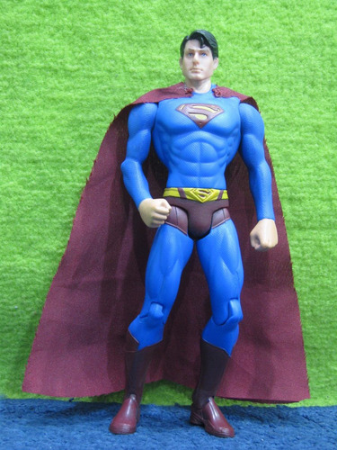 superman returns 10 pulgadas