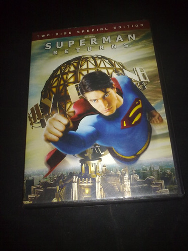 superman returns -  2 disc special edition