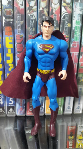 superman returns boneco figura movie masters mattel