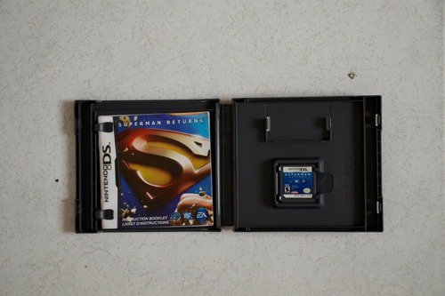 superman returns - nintendo ds