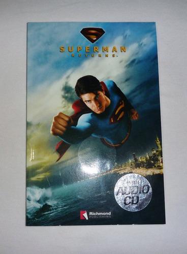 superman returns revista richmond publishing level 3 con cd