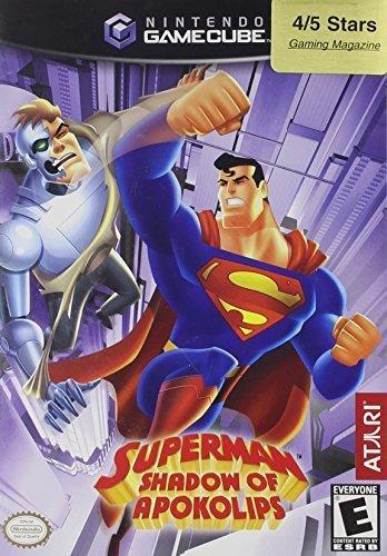 superman shadow of apokolips gamecube