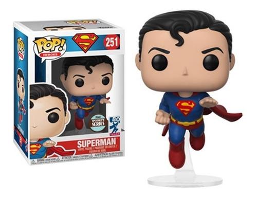 superman speciality funko pop # 251 * local balvanera
