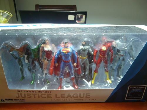 superman,batman,wonderwoman,greenlantern,theflash,aquaman,cy