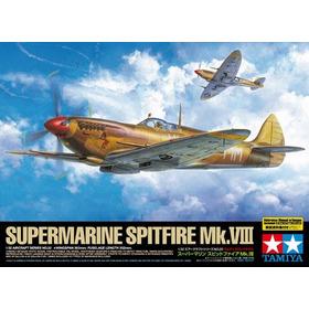 Supermarine Spitfire Mk.viii - 1:32 - Tamiya