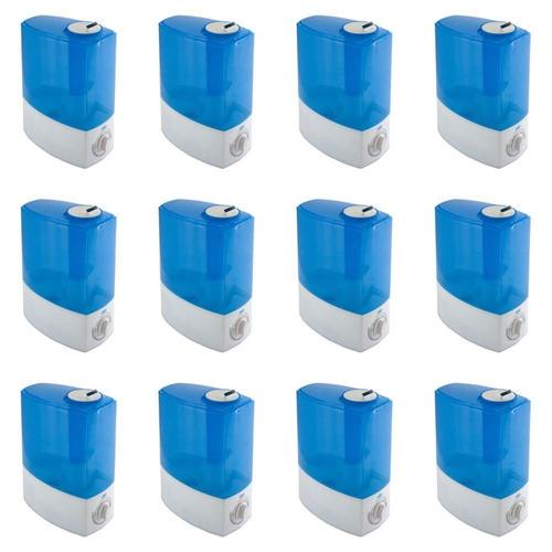 supermedy aparelho umidificador ultrassônico 2 l (kit c/12)