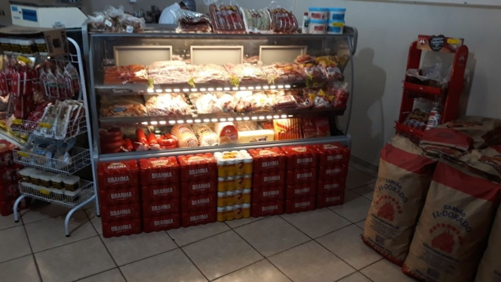 supermercado empresa a venda