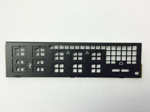 supermicro mcp-260-00085-0b 1u pletina de e / s para chasis