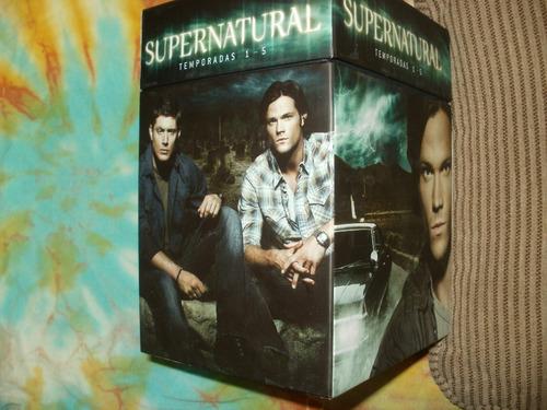 supernatural envio gratis