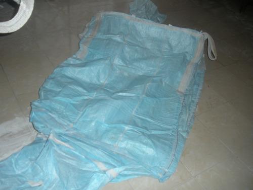 supersacos, super sacos, big bags, barcinas, costales