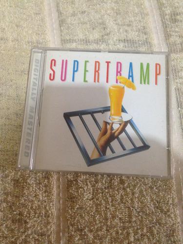 supertramp disco compacto importado usa