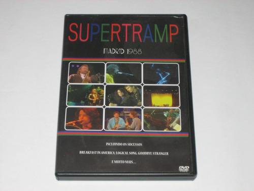 supertramp - madrid 1988 - dvd