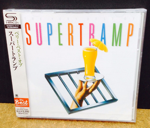 supertramp / the very best of supertramp [shm-cd]