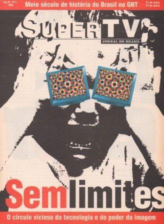 supertv 1999 sonia braga robert de niro paralamas do sucesso