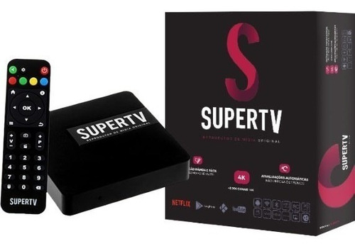 supertv black