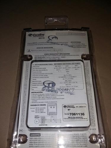 supervisor trifasico exeline modelo gst-r220p