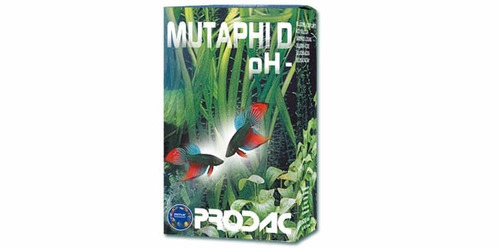suplemento acidificante prodac mutaphi d ph - 250ml baixa ph