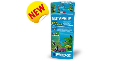 suplemento alcalinizante prodac mutaphi m aumenta o ph 100ml