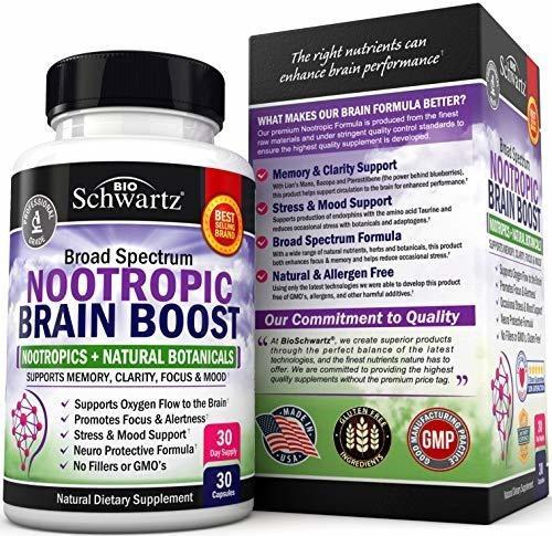 suplemento de estimulación cerebral nootrópica, bacopa, mele
