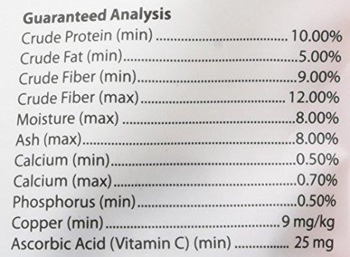 suplemento de vitamina c ciencia natural de oxbow