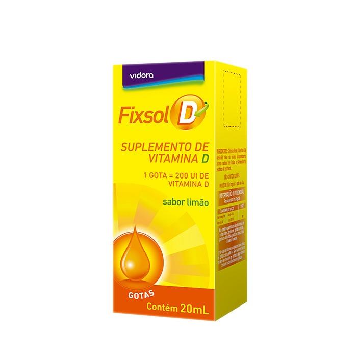 e31c9dcce Suplemento De Vitamina D Sabor Limão