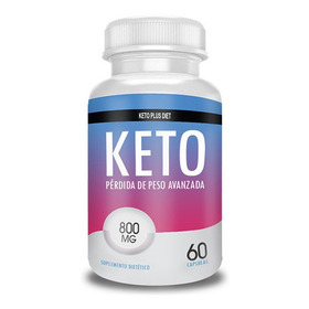Suplemento Keto Plus Diet - Dieta Avanzada !!! 60 Capsulas