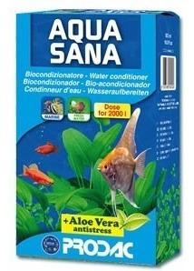 suplemento prodac condicionador de água aquasana 100ml