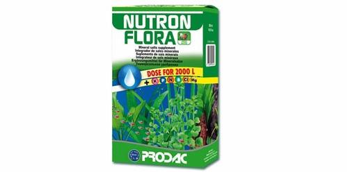 suplemento prodac fertilizante nutron flora 250ml