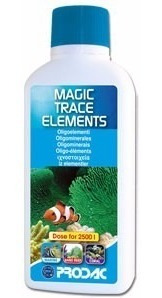 suplemento prodac marinho magic trace elements 250ml