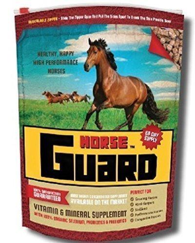 suplemento protector de caballo equino mineral vitamínico,