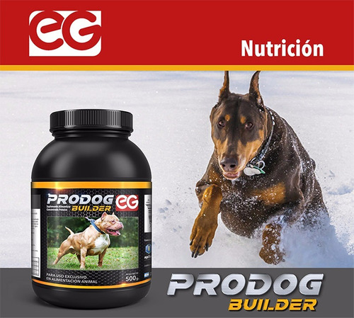 suplemento proteinas para perros