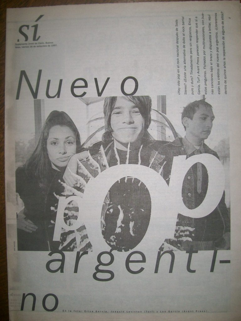 Suplemento Si- Erica Garcia- Leo Gracia- Levinton - Turf - $ 220,00 ...