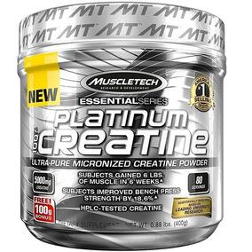 853b21430848e Muscletech Platinum Creatine - Esportes e Fitness no Mercado Livre Brasil