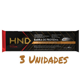 1baa77f07 Barra De Proteina Sem Açucar - Suplementos no Mercado Livre Brasil