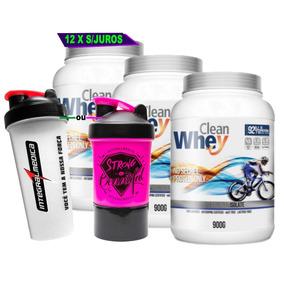 2221c2c2c Clean Whey Isolado Glanbia - Whey Protein para Massa Muscular no Mercado  Livre Brasil