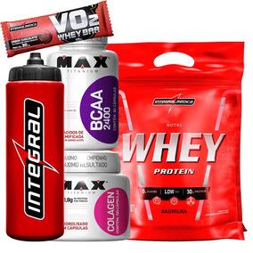 4356ae974 Bcaa Powder Vo2 Integralmédica - Suplementos no Mercado Livre Brasil