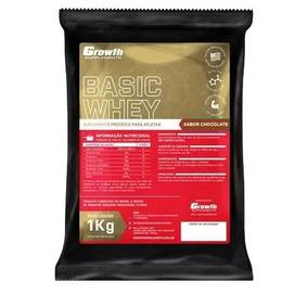 24344153d Glutamina Growth Massa Muscular Whey Protein - Suplementos no Mercado Livre  Brasil