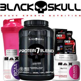 da10d2b94 Suplemento Bcaa Importado Massa Muscular Whey Protein - Suplementos no  Mercado Livre Brasil