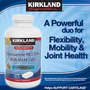 Glucosamina 1500mg + Msm 150mg Kirkland