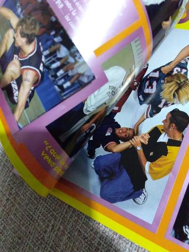 suplementos fotoposter superpop backstreet boys españa