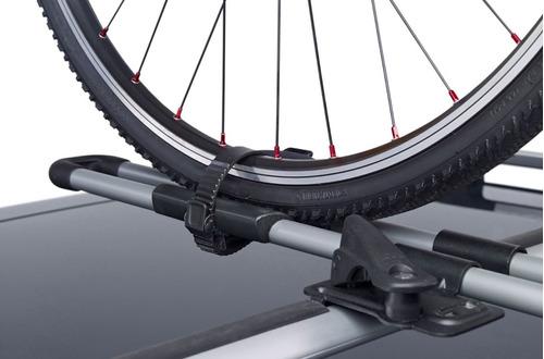 suporte 1 bicicleta para teto thule freeride 532