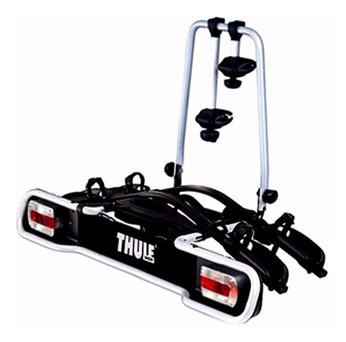 suporte 2 bike no engate thule 941 + 527  (5 fechos)