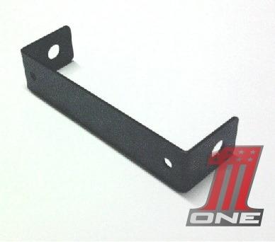 suporte aba lateral encaixe para mini pisca e seta universal