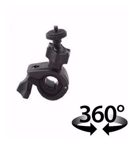 suporte adaptador bicicleta bike moto 360 graus gopro 2 3 4