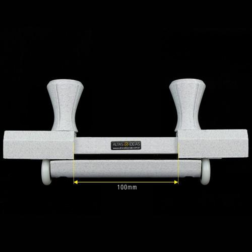 suporte afiação de formões, lâminas, plainas - afiador 100mm