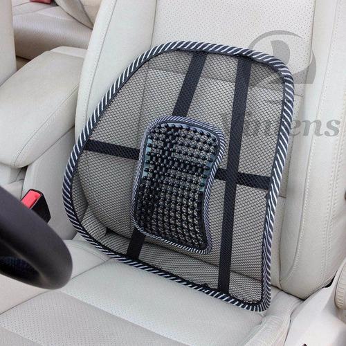 suporte apoio lombar encosto ergonômico cadeira banco carro