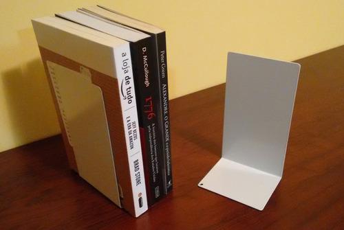 suporte apoio organizador separador de livros - bibliocanto
