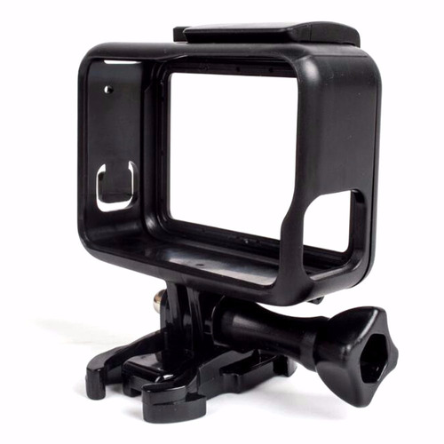 suporte armação moldura frame  aberta gopro hero 5 6 black