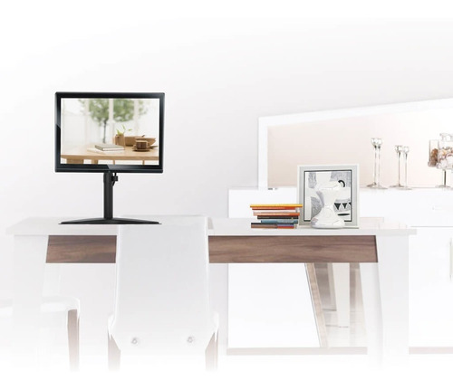 suporte articulado para monitor de 13  a 32 - sbrm 710