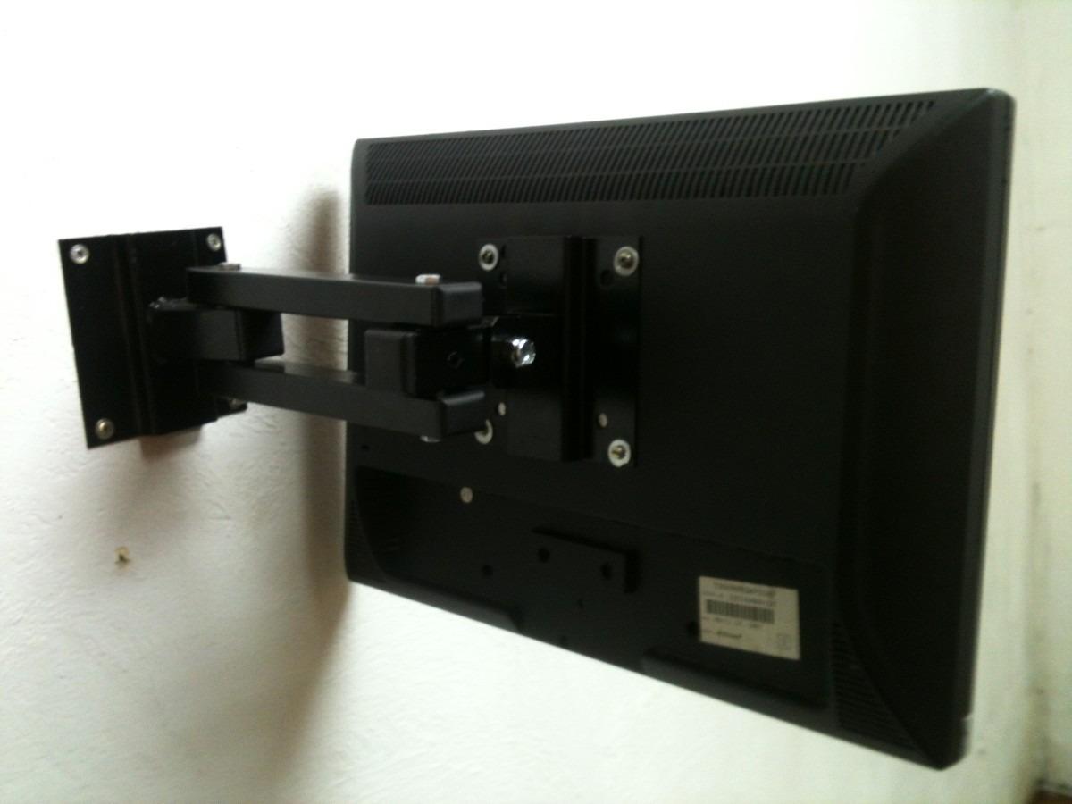 Suporte articulado tv monitor lcd led plasma 3d r 34 00 - Soporte articulado tv ...
